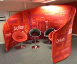Fabric Portable Meeting Room Pod
